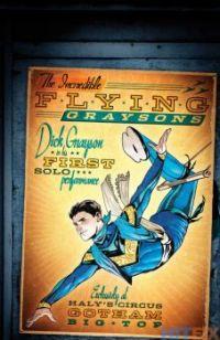DC Bombshells Nightwing
