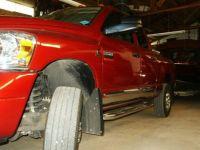 2009 Dodge Ram & Boat