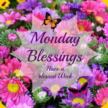 Good Morning Monday Blessings 64 Pieces Jigsaw Puzzle