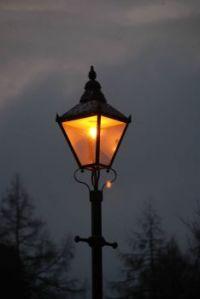 Victorian Lamp-post