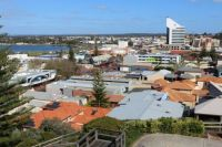 Town of Bunbury in Western Australia