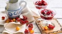 7.1 Red Berry Pudding - rote grutze