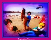 It's A Bugosi Beach Outing!........