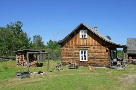 OLD CANADIAN HOMESTEAD