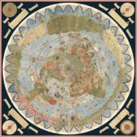 Planisphere - The Largest Early World Map