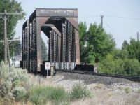 Old Railroad Bridge - Still in use