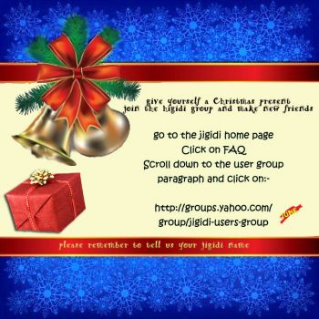 your Christmas invitation