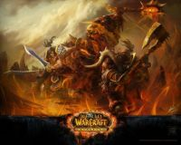 King Varian Wrynn & Grom Hellscream Vs Deathwing