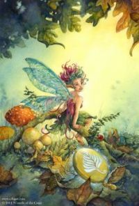 The Faerie Locket - Emily Fiegenschuh