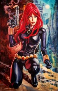 Black Widow, Dan Brereton