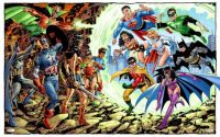dc marvel crossover comics