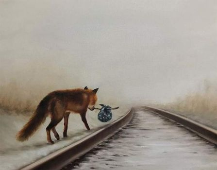 'Following The Tracks'