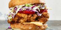 Chicken & Slaw Sandwich
