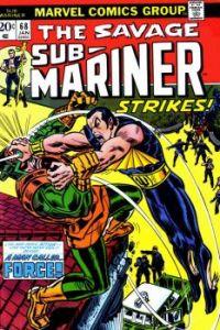 The Savage Sub-Mariner