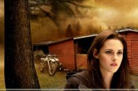 new moon - bella