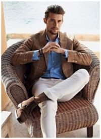 Wouter Peelen Models Business Casual Fashion