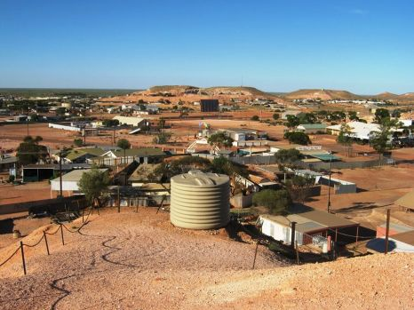 Coober Pedy~Australian Outback Town #2