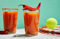 Hot & spicey for tennis