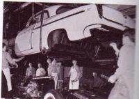 1955 Chysler C 300 Body Drop