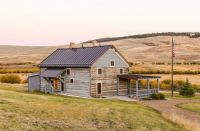 RANCH LOG HOME