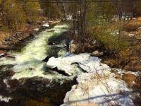 Spring runoff at Constant Creek