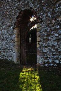 Backlit Doorway