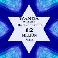 STAR PUZZLER - WANDA - WSHEALY