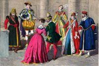 england tudor clothing 16th century