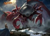 mtg kraken of the depths