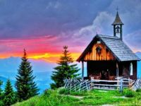 Little Chapel in the Mountains....