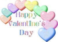 Happy Valentine's Day Dear Friends!!