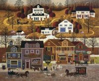 Charles Wysocki-Hawk River Hollow