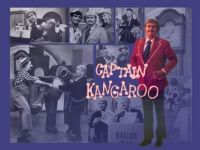 THEME:  TV Shows   Captain Kangaroo  Bob Keeshan, so many years with him (more under Sue49) today)