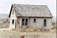 New housing development.  (A real fixer upper!)