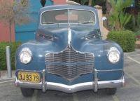 1940 Dodge Deluxe Sedan