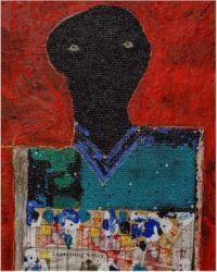 Adjani Okpu-Egbe - Self-portrait as an endangered species