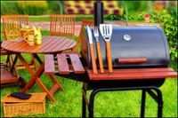 Theme: Summer Bliss - Grilling