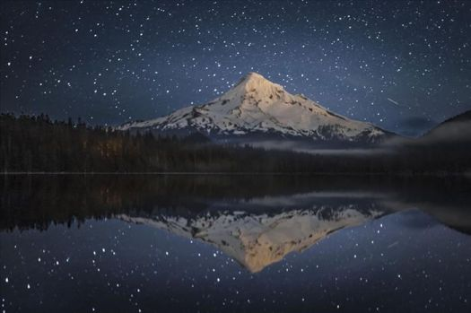 Lost Lake, Mt. Hood Nat'l Forest..