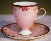Royal Pink Teacup