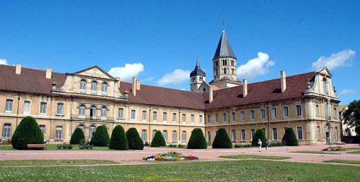 Abbey of Cluny, France