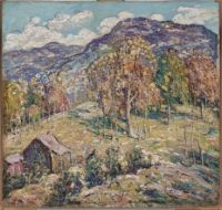 Ernest Lawson--Cripple Creek, Colorado, ca. 1920