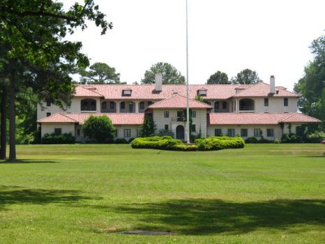 Headquarters Ft. McClellan Alabama