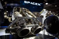 SpaceX SuperDraco Rocket Engines