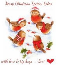 robins from lori