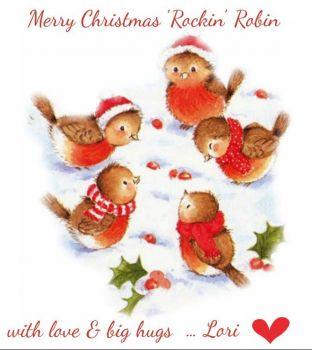 robins from lori
