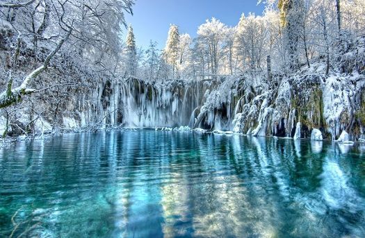 Plitvice Lakes, National Park, Croatia
