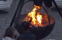 Fire in a Pot