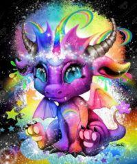 Rainbow-lil-Dragonz