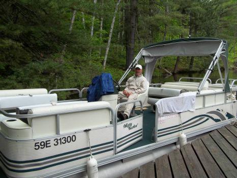 Oldies speed boat