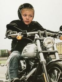 Zach's Harley